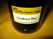 Cranberry Pear White - 200ml
