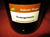 Pomegranate Balsamic - 375ml