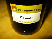 Coconut White Balsamic - 375ml