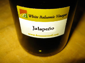 Jalapeno White Balsamic