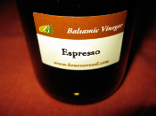Espresso Aged Dark Balsamic - 375ml