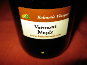 Vermont Maple Balsamic - 375ml