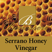 Serrano Honey Gourmet Vinegar