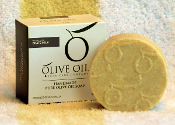 Pure Olive Oil Soap - Goats Milk - approx. 3.5 oz (100g)