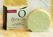 Pure Olive Oil Soap - Rose Geranium - approx. 3.5 oz (100g)