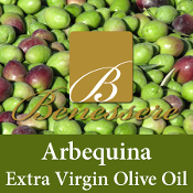 Arbequina Extra Virgin Olive Oil, Ultra Pure