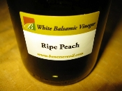 Ripe Peach White Balsamic - 375ml