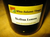 Sicilian Lemon Balsamic - 375ml