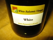 White Balsamic - 375ml