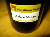 Alfoos Mango White Balsamic - 375ml