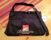 Chef's Apron with embroidered Benessere logo