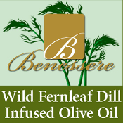 Wild Fernleaf Dill Olive Oil - 375ml