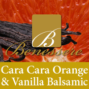 Cara Cara Orange & Vanilla White Balsamic - 375ml