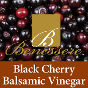 Black Cherry Balsamic Vinegar - 375ml
