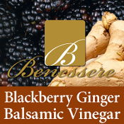 Blackberry Ginger Balsamic - 200ml
