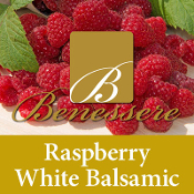 Cascadian Raspberry White Balsamic - 375ml