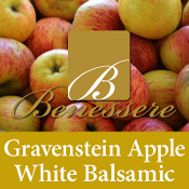 Gravenstein Apple White Balsamic - 375ml