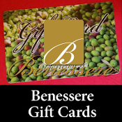 Benessere Gift Card - sure to please!