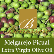 """Melgarejo"" Picual - Spain (Medium/Robust) - 375ml"